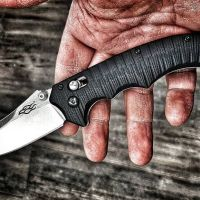 Nice shot @fastactionblades #ganzoknife #ganzoknives #firebirdknives