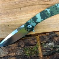 Do you like camouflage? Skimen knife