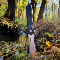 Nice pic of FH11-GB by @mihhunt  #ganzoknives #ganzoknife #firebirdknives #ganzofirebird